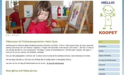 Föräldrakooperativet Hellvi Skola